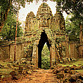West Gate to Angkor Thom